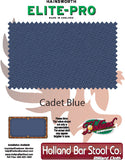 Elite-Pro Cadet Blue Non-Logo Billiard Cloth