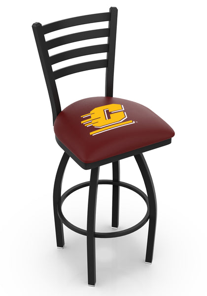 Central Michigan Chippewas L014 Bar Stool | NCAA Central Michigan Chippewas Bar Stool