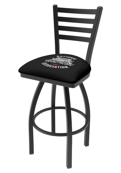 NHRA Hot Rod L014 Bar Stool | National Hot Rod Association Hot Rod Bar Stool