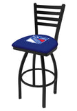 New York Rangers L014 Bar Stool | NHL Rangers Counter Stool