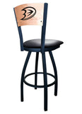 Anaheim Ducks L038 Laser Engraved Bar Stool by Holland Bar Stool