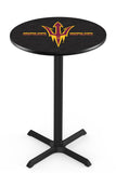 L211 NCAA Arizona State Sun Devils Fork Pub Table