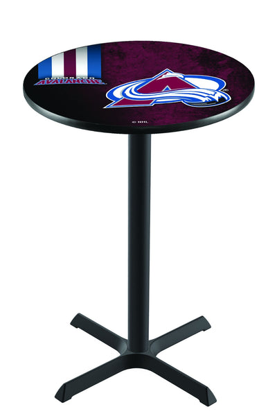 L211 NHL Colorado Avalanche Pub Table