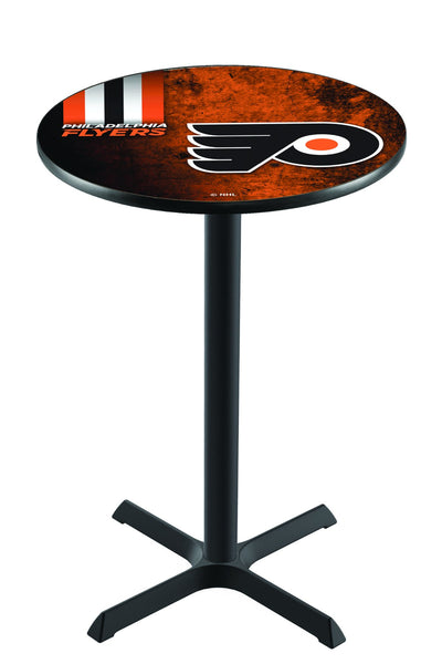 L211 NHL Philadelphia Flyers Pub Table