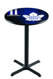 L211 NHL Toronto Maple Leafs Pub Table