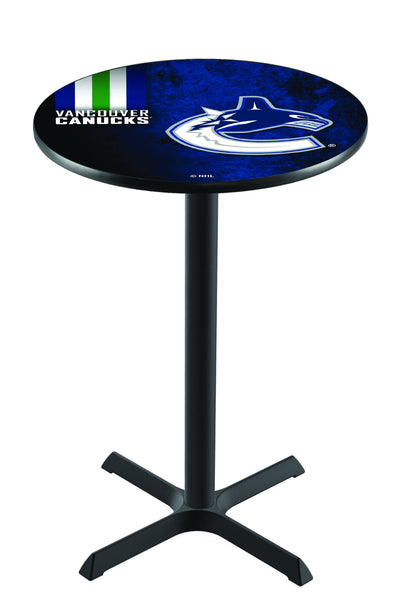 L211 NHL Vancouver Canucks Leafs Pub Table