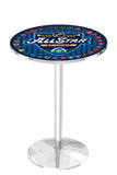 L214 Chrome All Star Game Pub Table