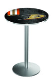 L214 Stainless Anaheim Ducks Pub Table