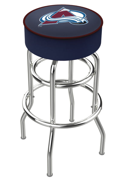 Colorado Avalanche L7C1 Bar Stool | Colorado Avalanche L7C1 Counter Stool