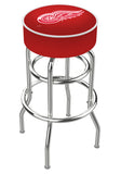 Detroit Red Wings L7C1 Bar Stool | Detroit Red Wings L7C1 Counter Stool