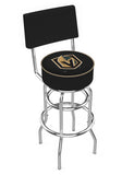 Las Vegas Golden Knights L7C4 Retro Bar Stool | Las Vegas Golden Knights Counter Bar Stool