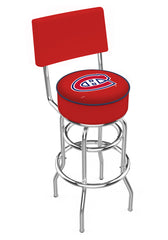 Montreal Canadians L7C4 Bar Stool