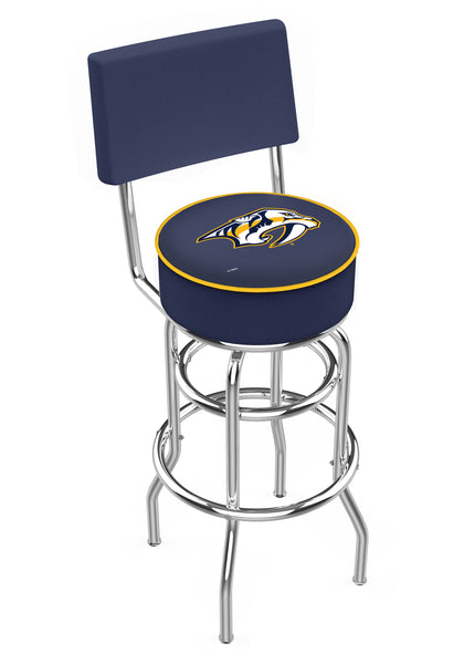 Nashville Predators L7C4 Retro Bar Stool | Nashville Predators Counter Bar Stool