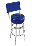 St. Louis Blues L7C4 Retro Bar Stool | St. Louis Blues Counter Bar Stool