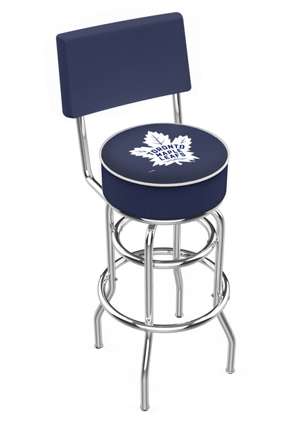 Toronto Maple Leafs L7C4 Retro Bar Stool | Toronto Maple Leafs Counter Bar Stool