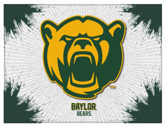 Baylor Bears Logo Wall Decor Canvas