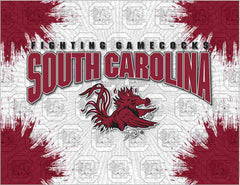 South Carolina Gamecocks Logo Wall Decor Canvas
