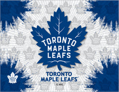 Toronto Maple Leafs Logo Canvas