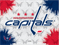 Washington Capitals Logo Canvas