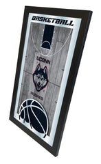 University of Connecticut Huskies Basketball Mirror