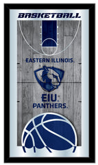 Eastern Illinois Panthers Basketball Mirror by Holland Bar Stool Company