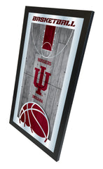 Indiana Hoosiers Basketball Mirror