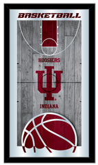 Indiana Hoosiers Tide Basketball Mirror by Holland Bar Stool Company