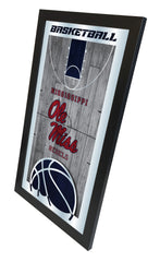 Ole Miss Rebels Basketball Mirror