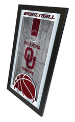 Oklahoma Sooners Basketball Mirror