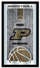 Purdue Basketball Mirror by Holland Bar Stool Company