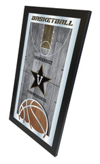 Vanderbilt Commodores Basketball Mirror