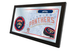 "15"" X 26"" Florida Panthers Collector Mirror"