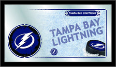 Tampa Bay Lightning Collector Mirror