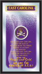 ECU Pirates Fight Song Mirror by Holland Bar Stool Company