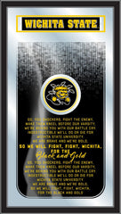 Wichita State Shockers Fight Song Mirror by Holland Bar Stool Company