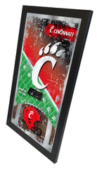 Cincinnati Bear Cats Football Mirror
