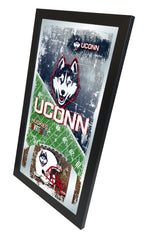 University of Connecticut Huskies Football Mirror