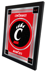 Cincinnati Bear Cats Logo Mirror