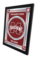 Mississippi State University Bulldogs Logo Mirror