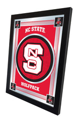 NC State Wolfpack Logo Mirror
