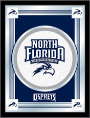 North Florida Ospreys Logo Mirror by Holland Bar Stool Company