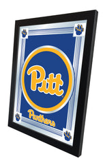 Pittsburgh Panthers Logo Mirror