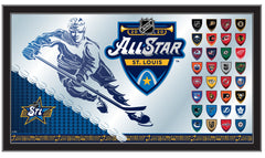 "15"" X 26"" NHL All Star Game Mirror"