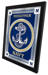 US Navy Midshipmen Academy Logo Mirror