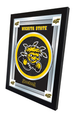 Wichita State Shockers Logo Mirror