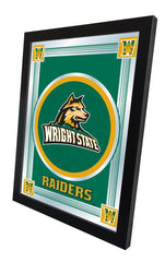 Wright State Raiders Logo Mirror