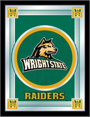 Wright State Raiders Logo Mirror by Holland Bar Stool Company