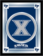 Xavier Musketeers Logo Mirror by Holland Bar Stool Company