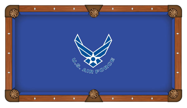 US Air Force Logo Billiard Cloth