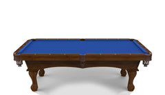Hainsworth Classic Series - Euro Blue Pool Table Cloth